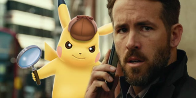 Ryan Reynolds Reveals The Main Reason He Made Detective Pikachu