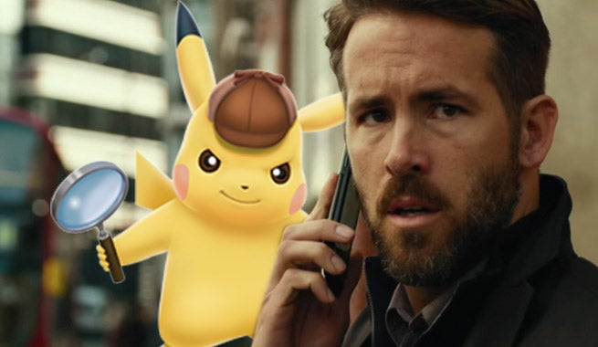 Reynolds Pikachu