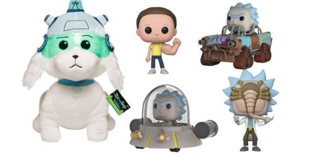 rick-and-morty-funko