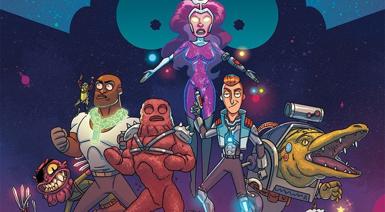 rick-and-morty-presents-series-announced-oni-press