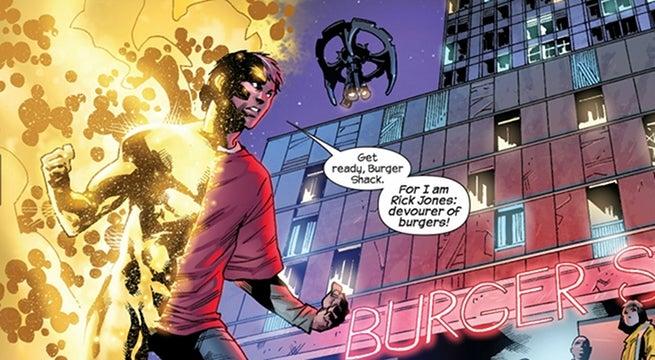 Rick Jones Captain Marvel Movie MCU