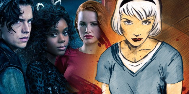 Did Riverdale Just Hint At A Connection To Sabrina