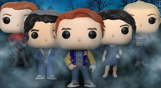 riverdale funko pop
