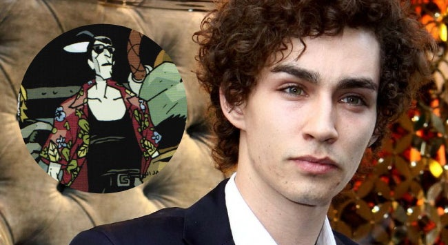 robert sheehan umbrella academy