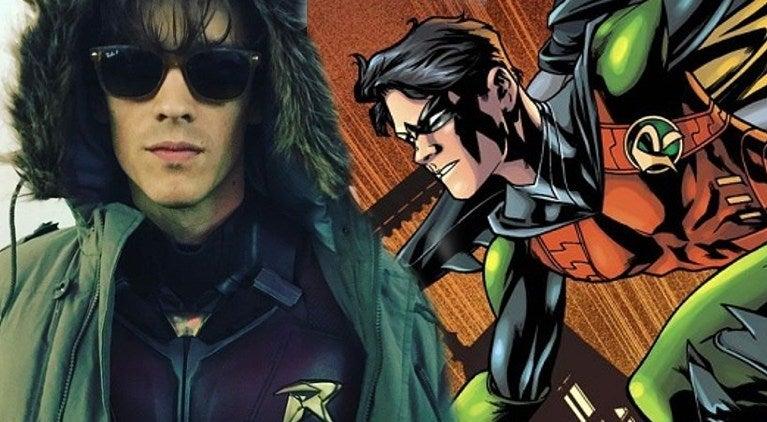 Robin Titans Brenton Thwaites