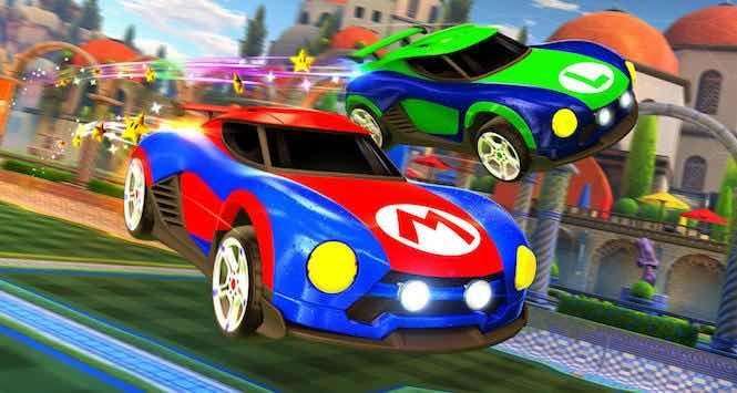 Rocket League Switch Sale