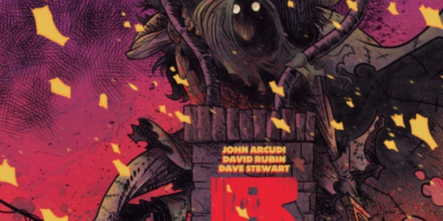 Rumble #1 - Action