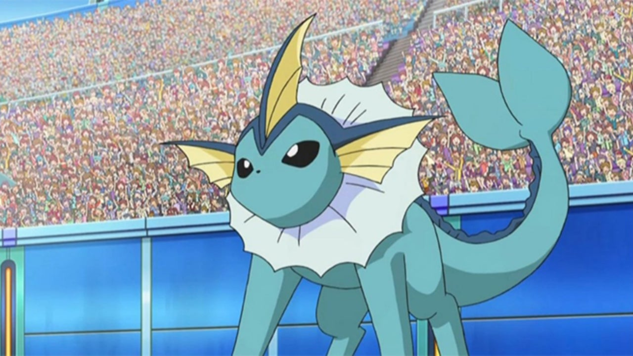 Vaporeon Dethroned as Top Tier Attacker Due to Pokemon Go Update