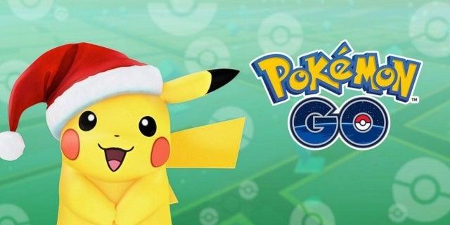santa hat pikachu