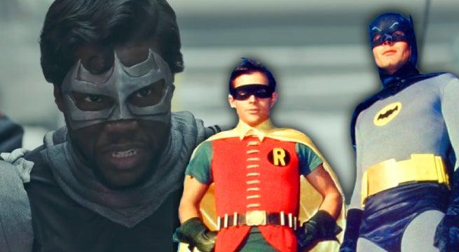 saturday night live batman and robin captain shadow kevin hart