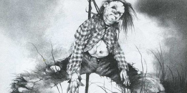 scary stories to tell in the dark movie art