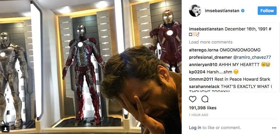 Sebastian-Stan-Tony-Stark-Anniversary-Instagram