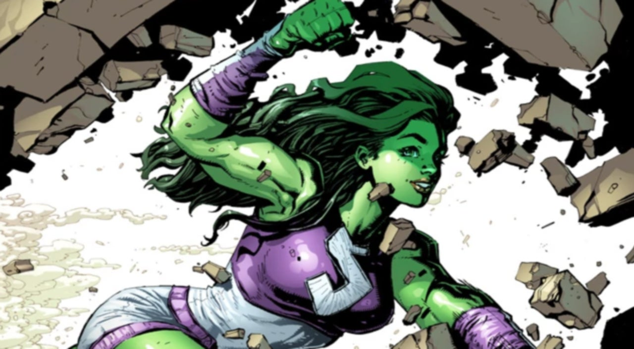 Marvel's She-Hulk Disney+ Series to Start Filming In July