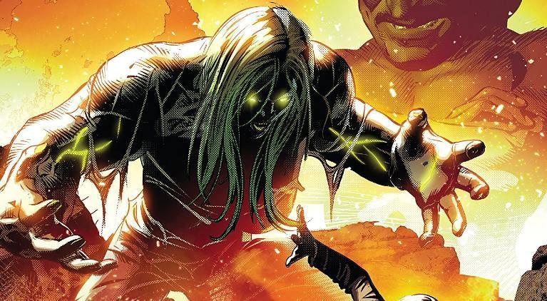 She-Hulk Marvel Legacy
