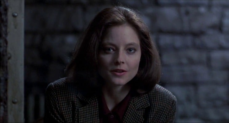 silence of the lambs jodie foster clarice starling