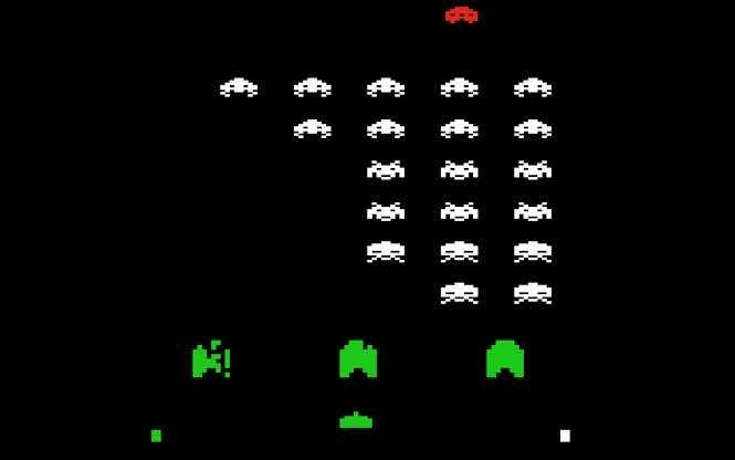 Space Invaders Steam