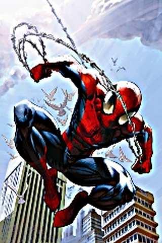 Spider-Man: Into The Spider-Verse movie poster image