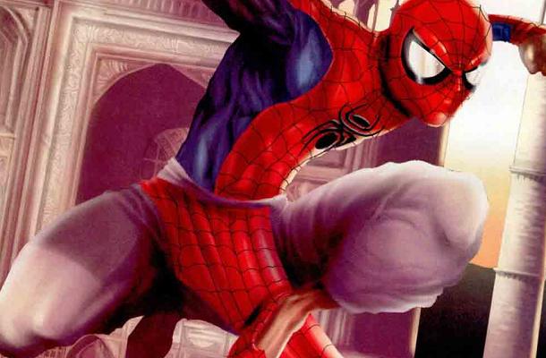 SpiderMan India