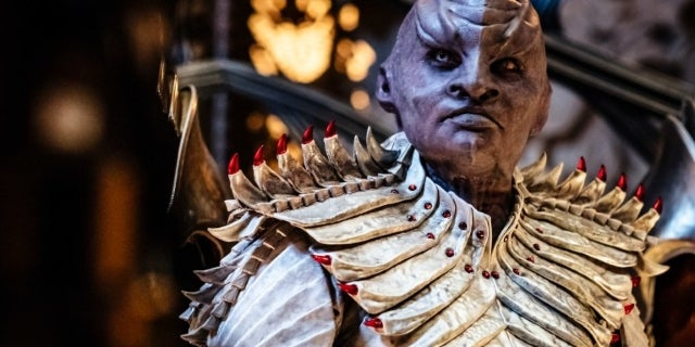 Star Trek Discovery Effects