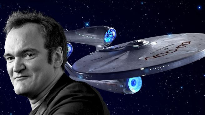 Quentin Tarantino's Star Trek Movie