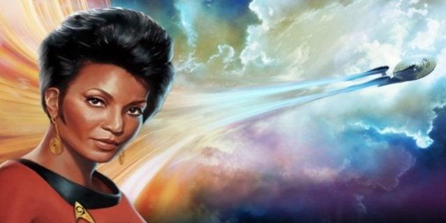 Star Trek Uhura Comicbookcom
