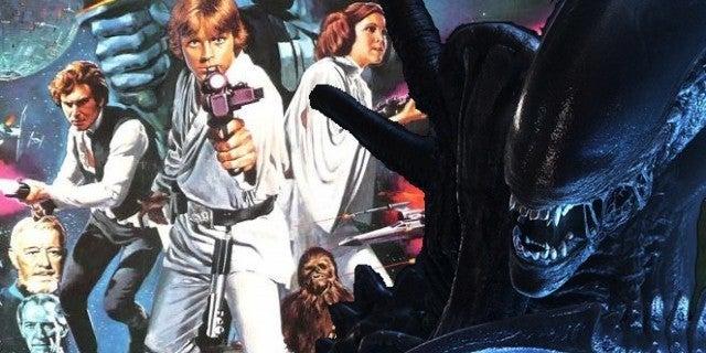 star wars alien xenomorph