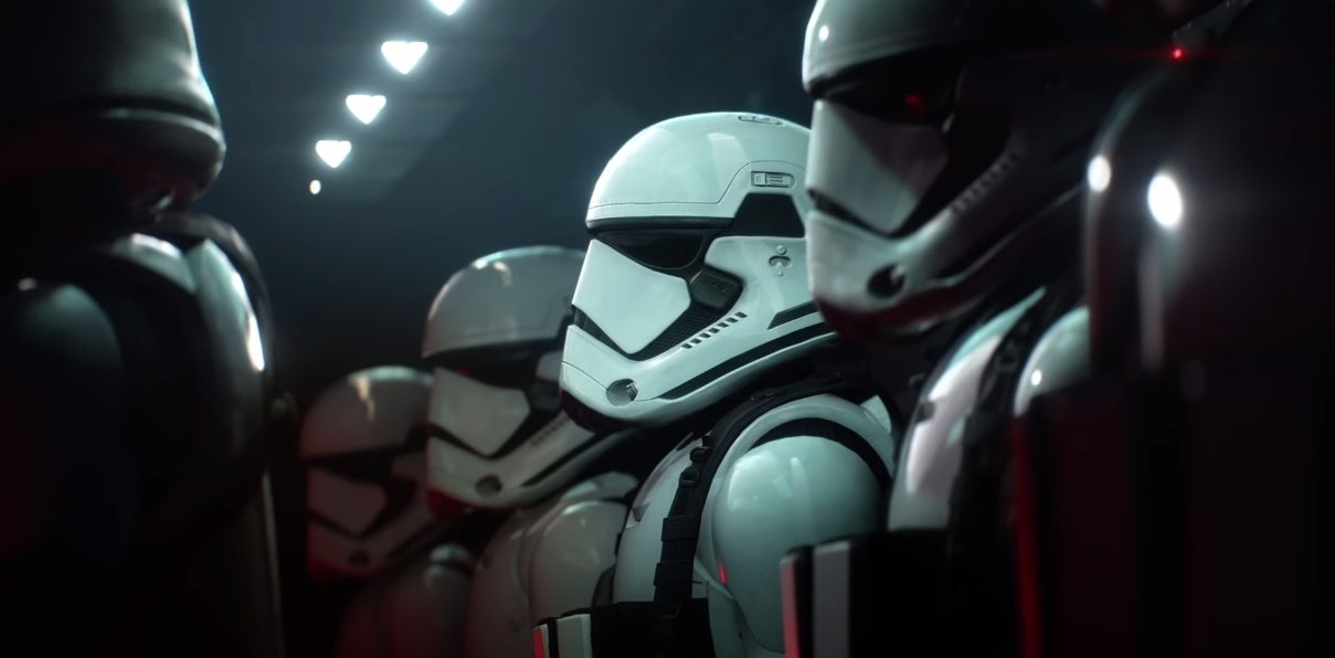 star wars battlefront ii ea