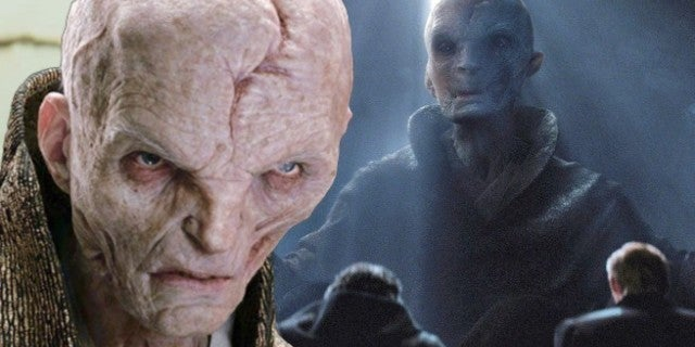 Star Wars How Snoke Could Still Be Alive Theory