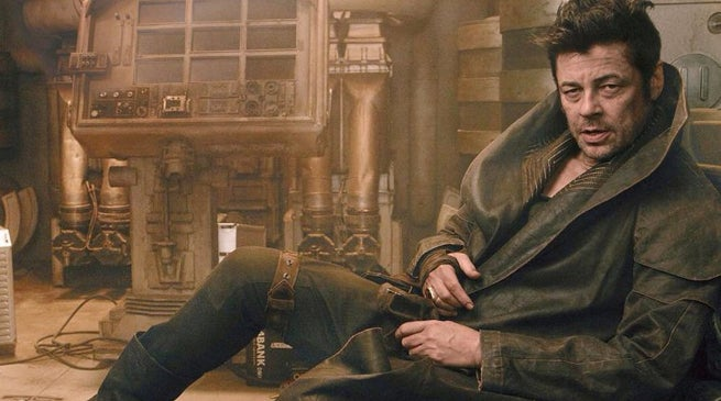 Star Wars Last Jedi Benicio Del Toro DJ Name Meaning Explained