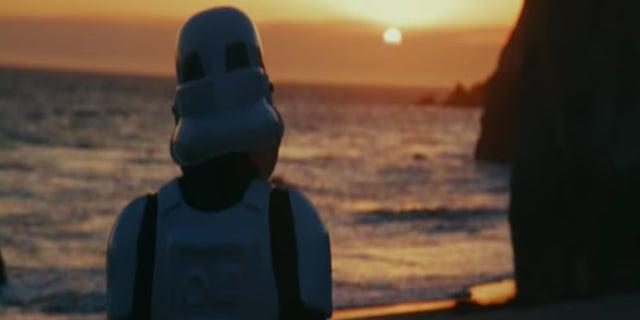 Star Wars romcom