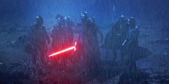 Star Wars The Last Jedi Knights of Ren