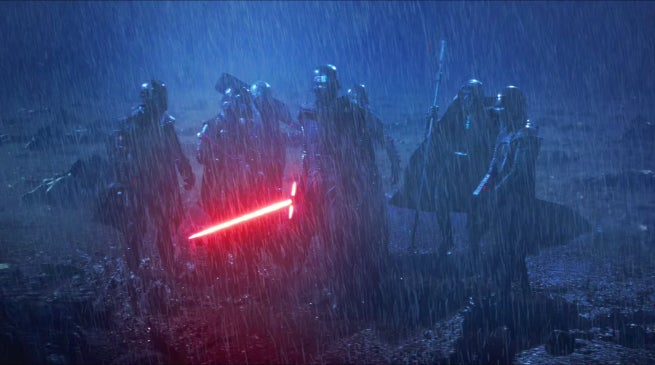 Star Wars The Last Jedi Knights of Ren