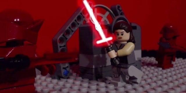 star wars the last jedi snoke throne room scene legos