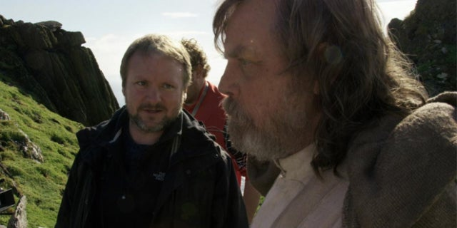 Is Rian Johnson Casting Doubt on His Star Wars Trilogy Happening?