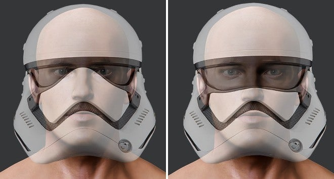 Stormtrooper Helmet Fix