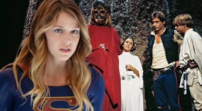 supergirl star wars holiday special
