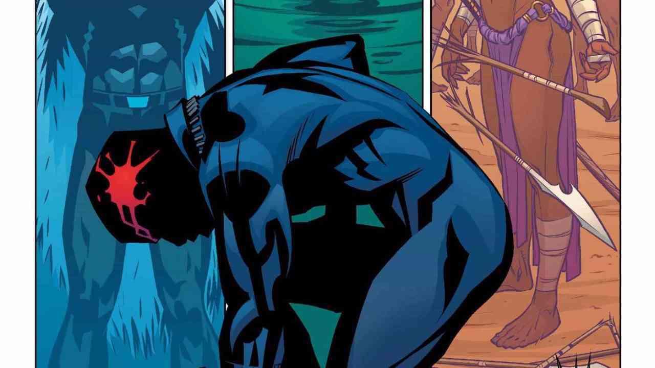 Ta-Nehisi Coates Black Panther Writer