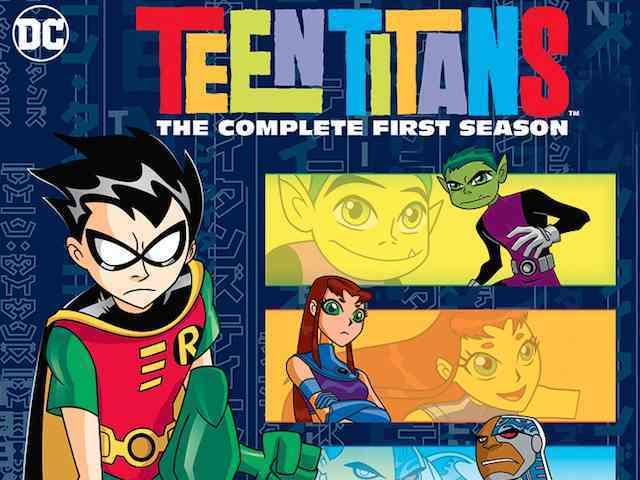 Teen-Titans-Warner-Archive-Blu-ray
