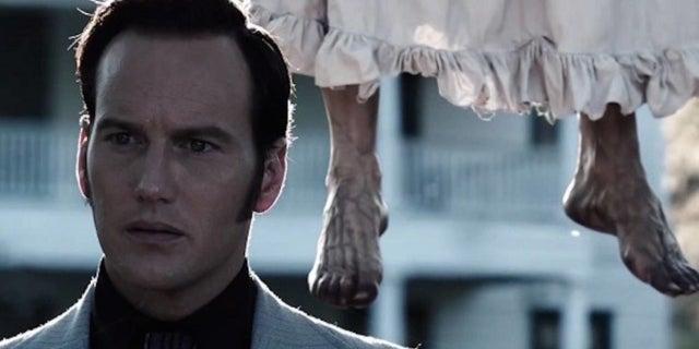 the conjuring movie patrick wilson