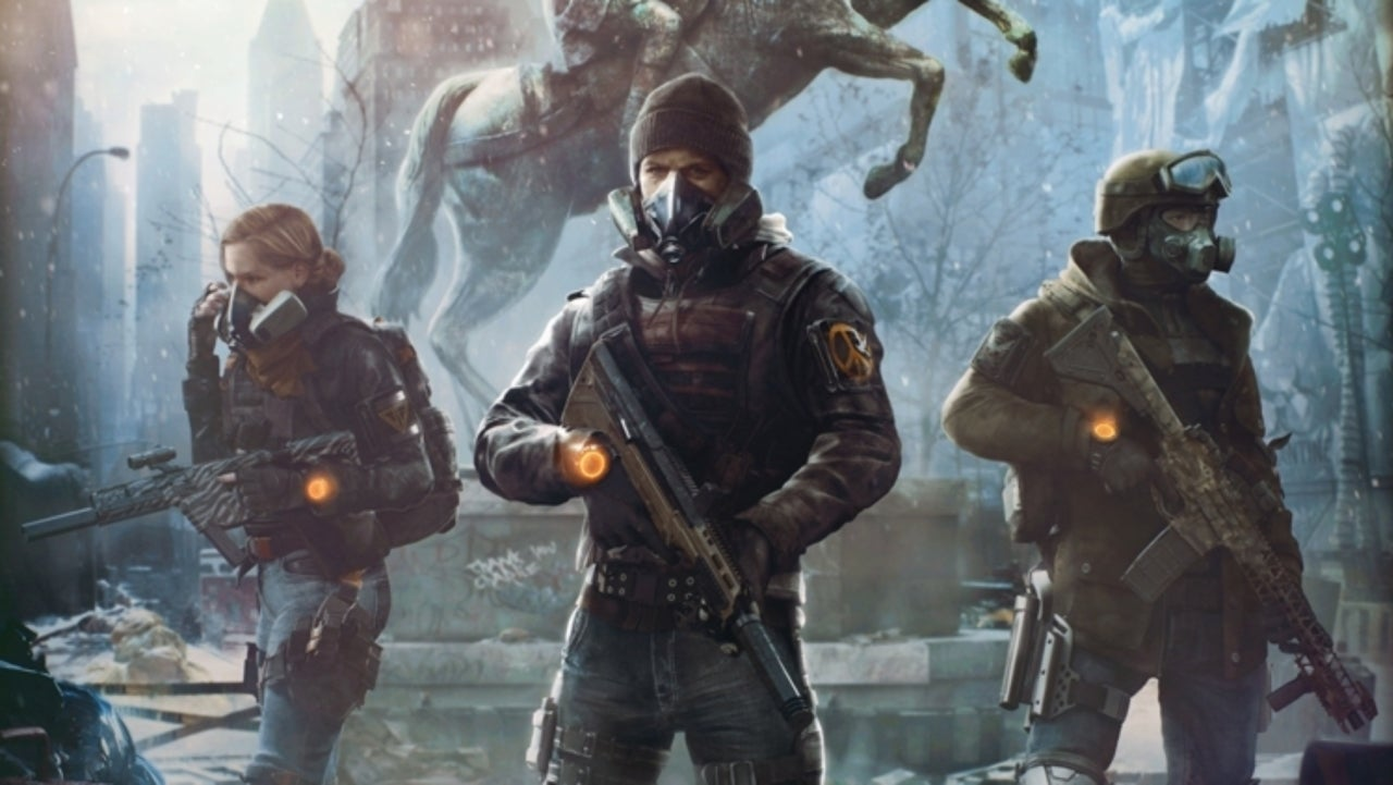 'The Division 2' Players Are Bummed They Can't Make Their Agents Bald