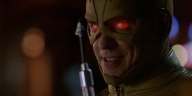 the flash nanites reverse flash