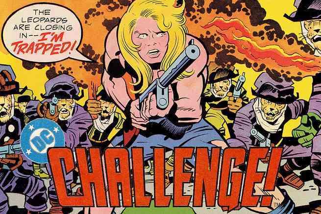 The Kamandi Challenge - Jack Kirby - Classic