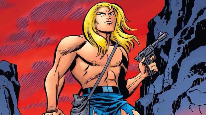 The Kamandi Challenge - Jack Kirby - Cover