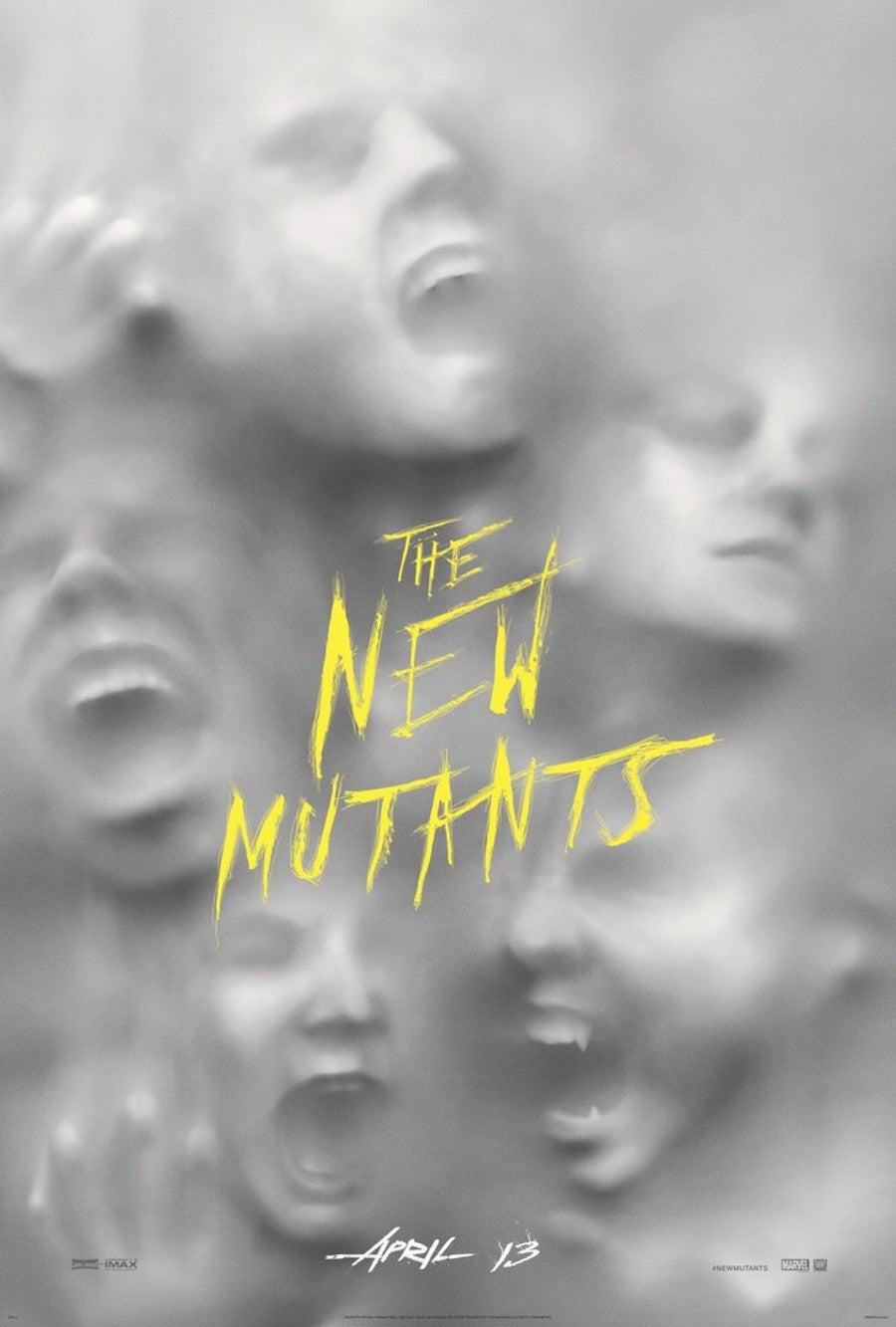 The New Mutants' Movie Poster Released