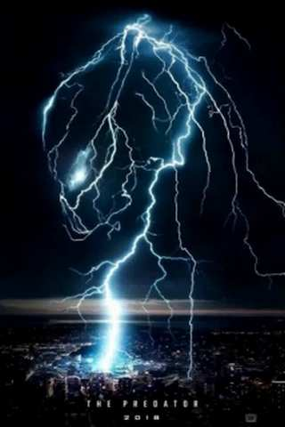 The Predator movie poster image