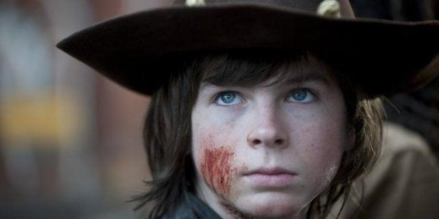 The Walking Dead Carl Chandler Riggs