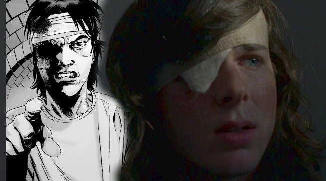 The Walking Dead Carl Death Survival Fan Theories