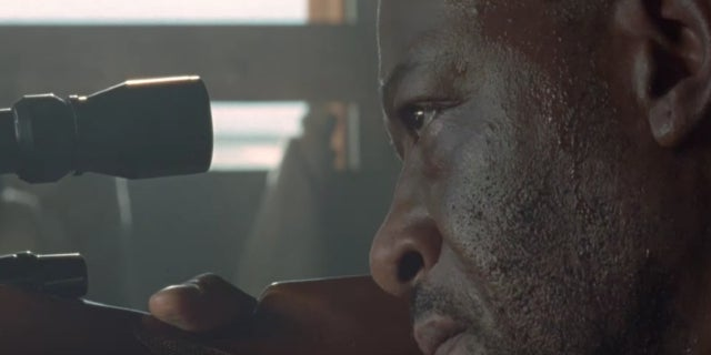 The Walking Dead Morgan Lennie James