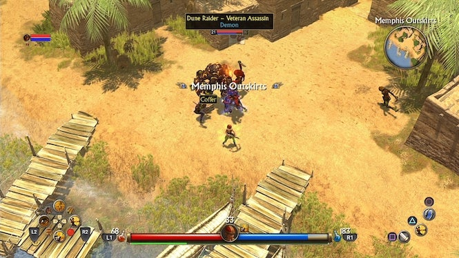 Titan Quest Returning To Consoles