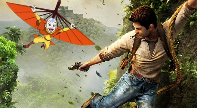 uncharted last airbender